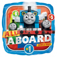 Thomas & Friends All Aboard Foil Helium Balloon